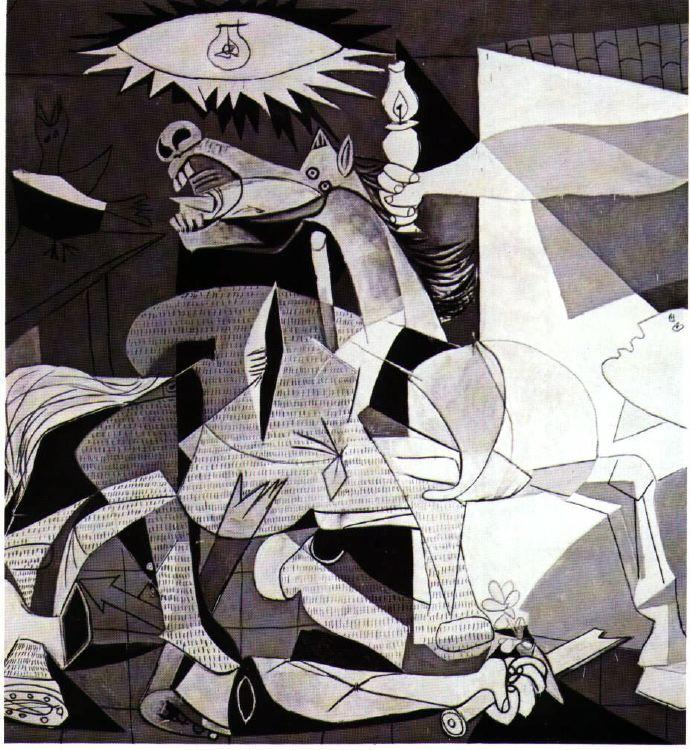 Picassos War Art